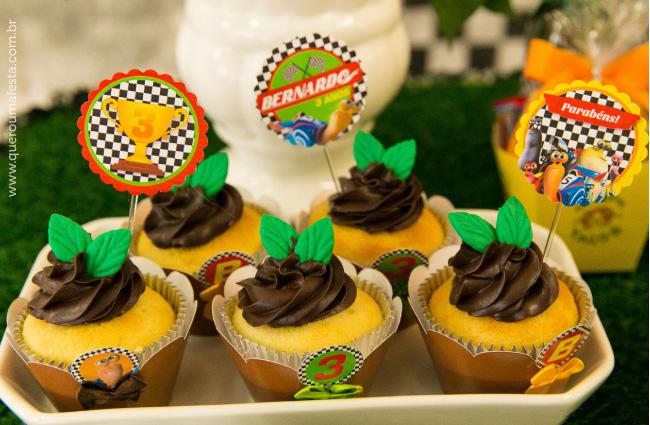 Cupcakes Festa Turbo