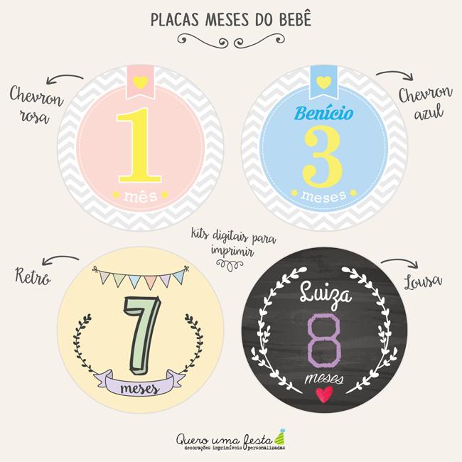 Armario Oriental Barato ~ Quero uma festa festas personalizadas para imprimir aniversário, chá de beb u00ea, chá de cozinha