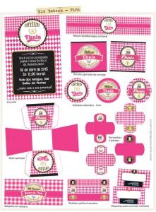 Festa Boteco Pink
