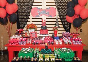 decoração festa miraculous ladybug, festa aniversario lady bug, festa infantil ladybug miraculous, festa ladybug, ideias kit festa miraculous ladybug, festa ladybug e cat noir