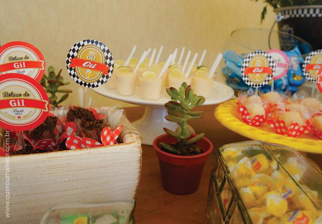 aniversário festa boteco, como fazer uma festa boteco, decoração festa boteco simples